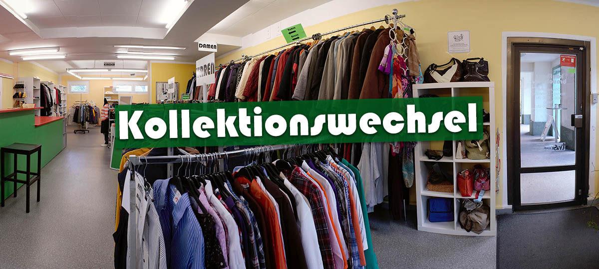 28. & 29.09. wegen Kollektionswechsel geschlossen!
