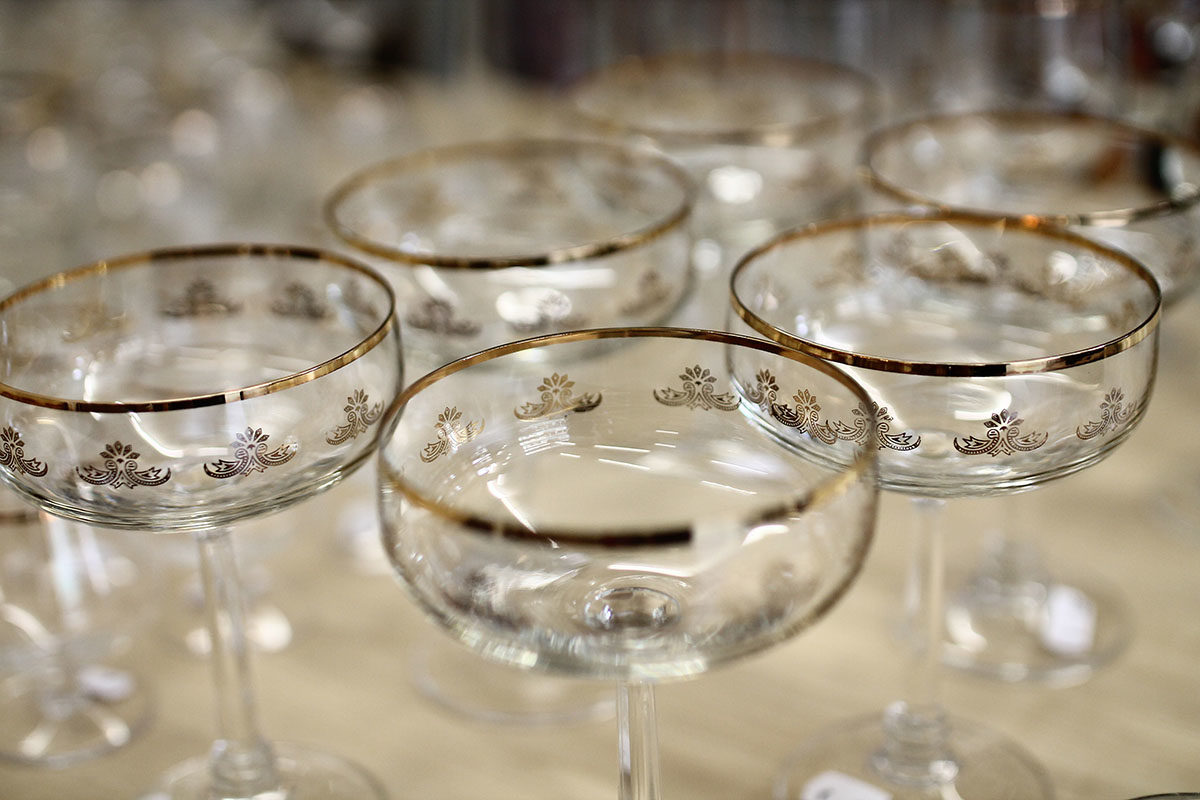 Ab 30.06. 50% auf Glas/Porzellan & Haushaltsartikel