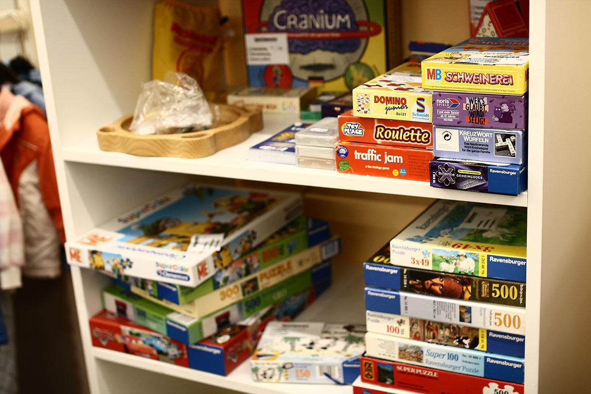 50% Rabatt auf Spielzeug, Spiele und Puzzle