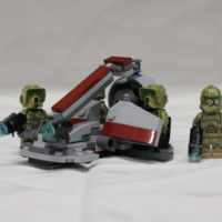 LEGO Star Wars Kashyyyk Troopers (75035)