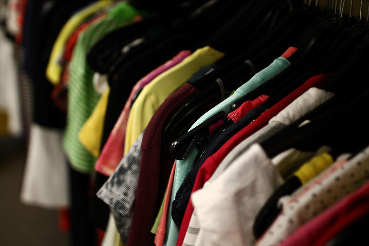 50% Rabatt auf Kleidung